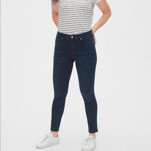 Never-worn Gap jeans
